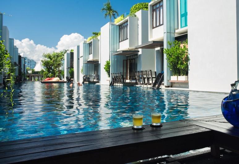 看海華欣阿爾富雷斯科度假村, Hua Hin, 池畔酒吧