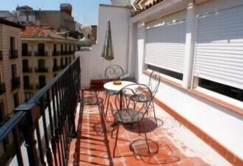 Apartamentos Mayor Centro, Madryt, Balkon