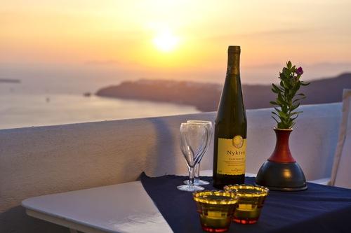 Santorini's