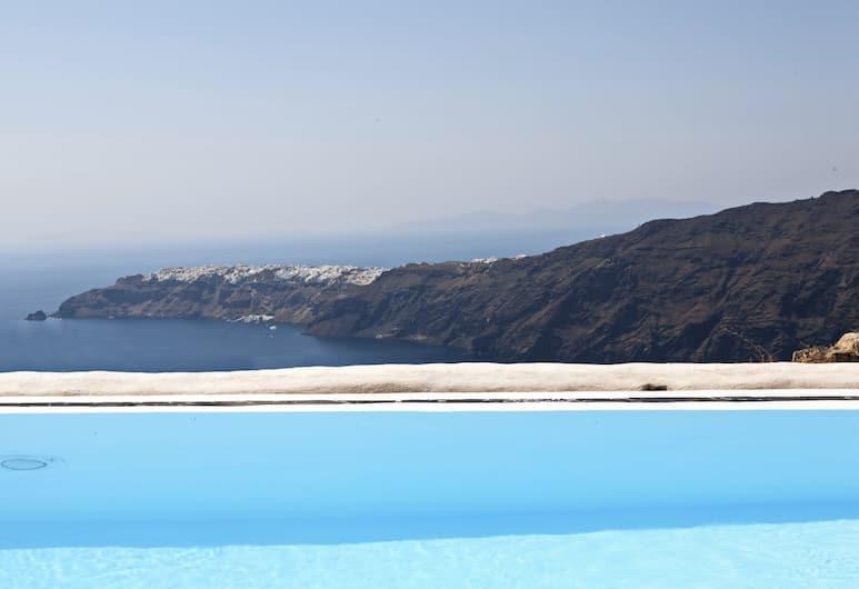 Santorini's Balcony, Santorini, Outdoor Pool