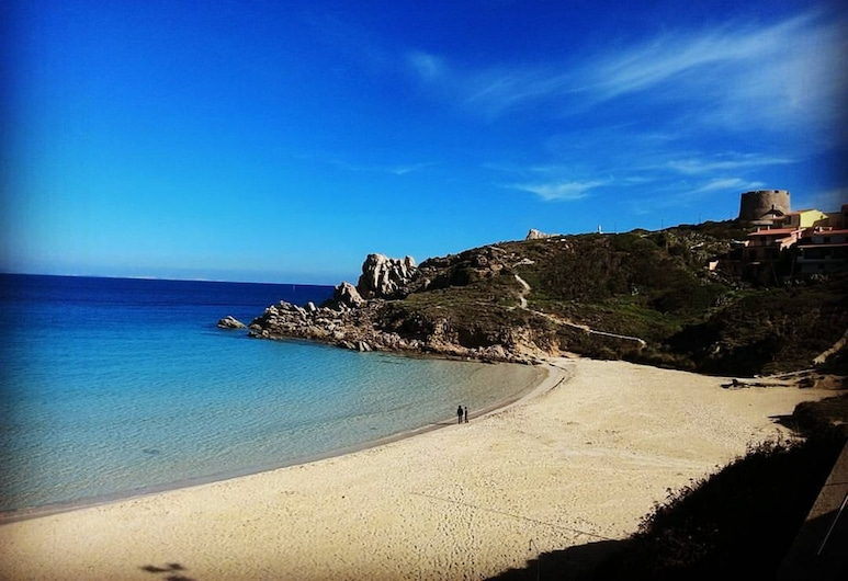 Hotel Majore, Santa Teresa di Gallura, Пляж