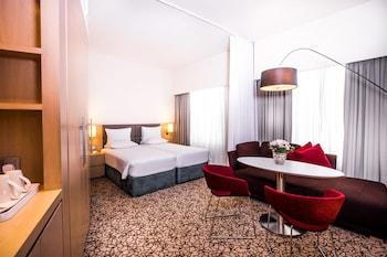 Foto do Novotel Suites Mall of the Emirates em Dubai