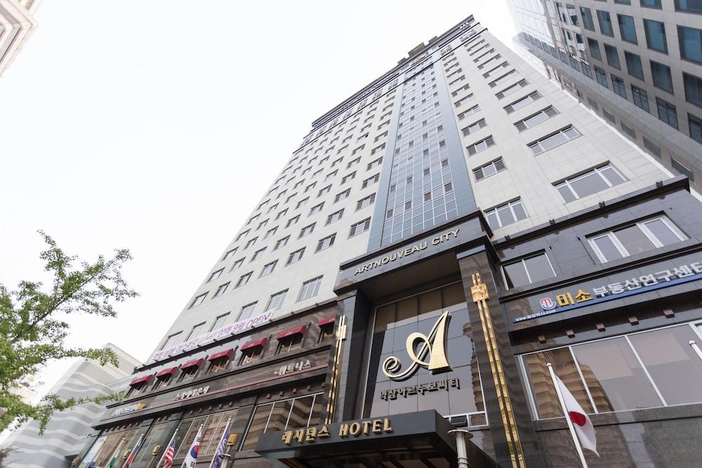 Hotel Artnouveau, Seoul