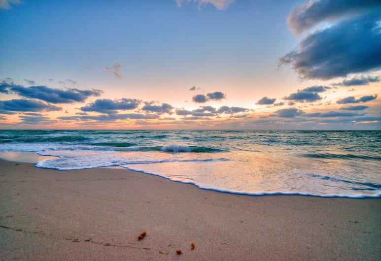 Ocean Reef Suites, South Beach, Miami Beach, Pláž