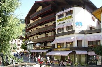 Mynd af Bergers Sporthotel í Saalbach-Hinterglemm