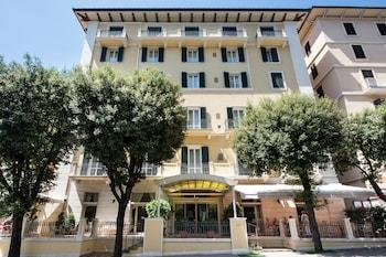 A(z) Grand Hotel Francia & Quirinale hotel fényképe itt: Montecatini Terme