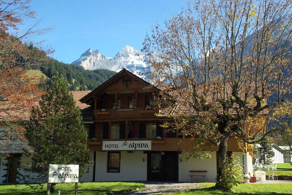 Hotel Alpina Kandersteg Switzerland Kandersteg Hotel Discounts - Alpina hotel switzerland