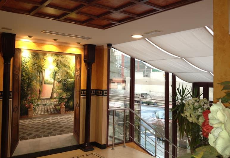 Hotel La Najarra, Almunecar, Lobby