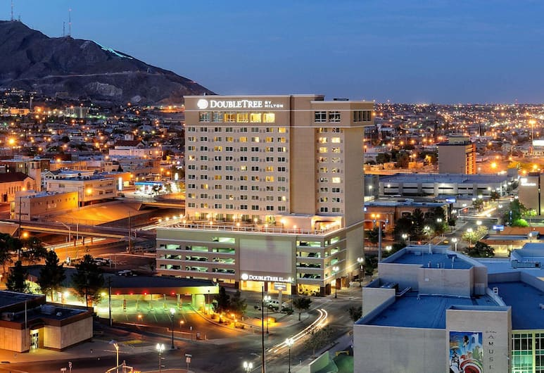 DoubleTree by Hilton El Paso Downtown, El Paso, Bahagian Luar