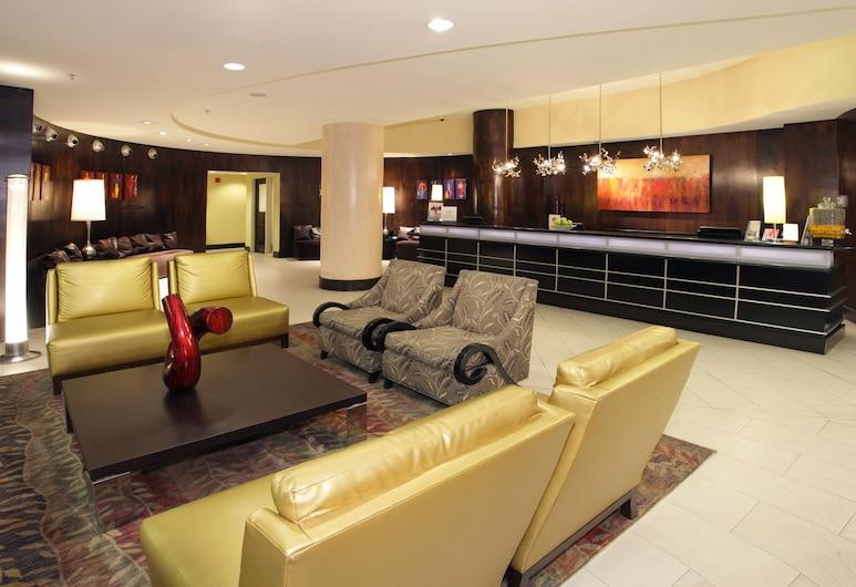 DoubleTree by Hilton El Paso Downtown, El Paso, Salon de la réception