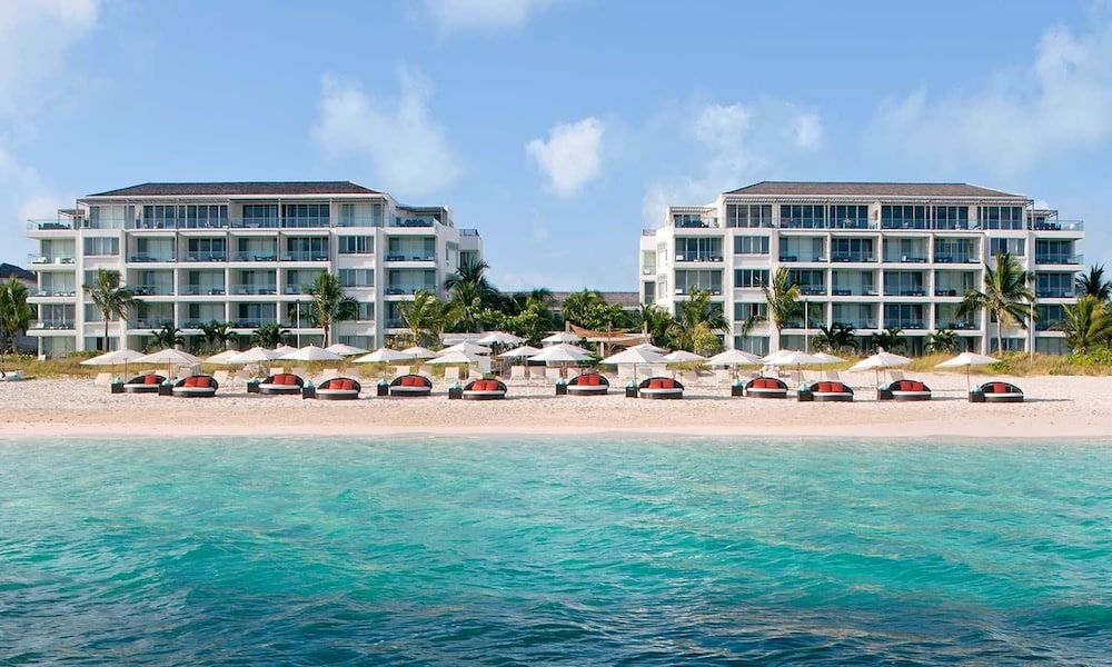 Gansevoort Turks And Caicos Providenciales Beach