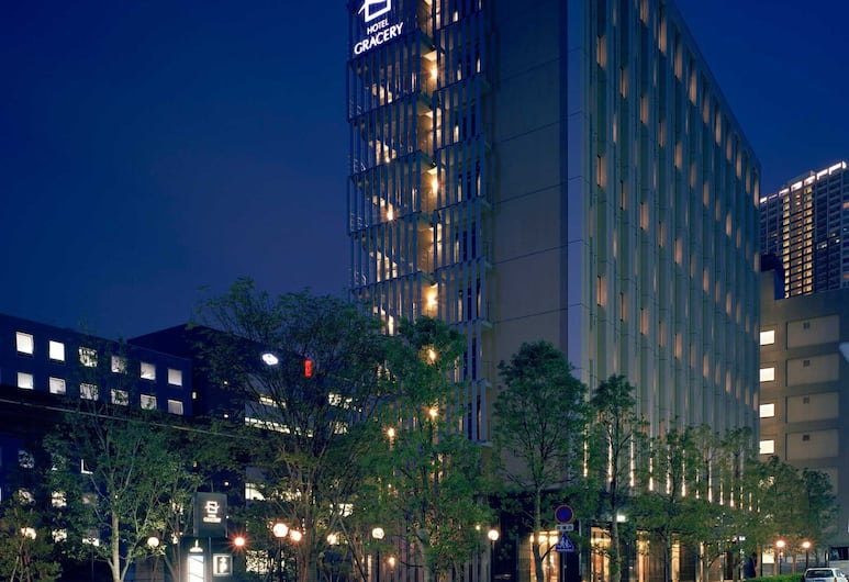 Hotel Gracery Tamachi, Tokyo, Esterni