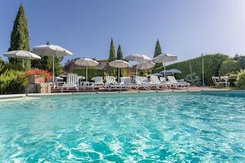 Castelnuovo Berardenga bölgesindeki Villa di Sotto resmi