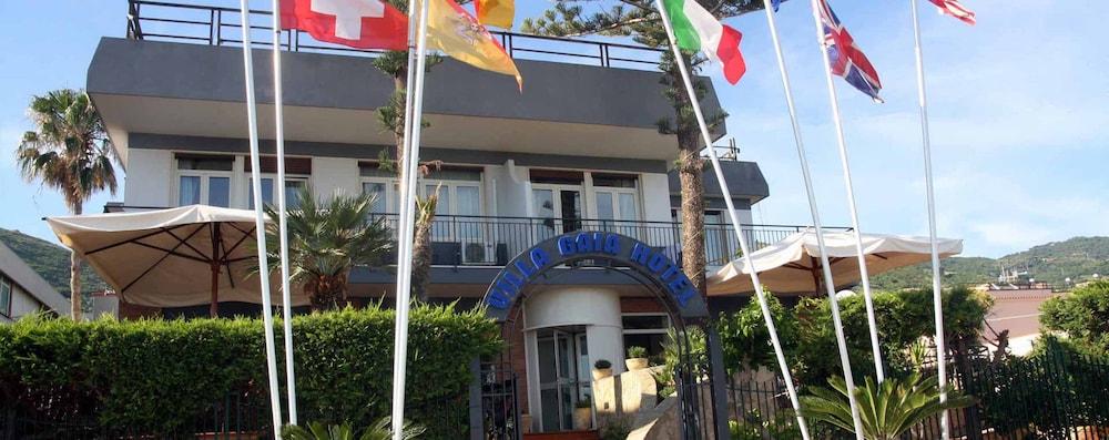 Villa Gaia Hotel, Cefalu