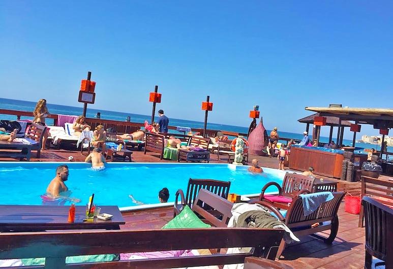 Villa Gaia Hotel, Cefalù, Открытый бассейн