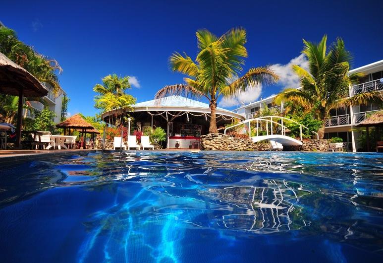 The Melanesian Port Vila Hotel, Port Vila, Bazén