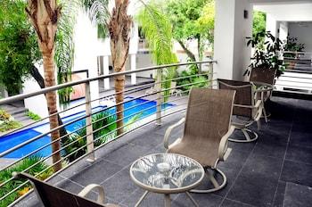 Bild vom Dangelos 5ta Avenida Hotel in Playa del Carmen