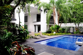 Picture of Dangelos 5ta Avenida Hotel in Playa del Carmen