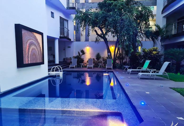 Dangelos 5ta Avenida Hotel, Playa del Carmen, Pool