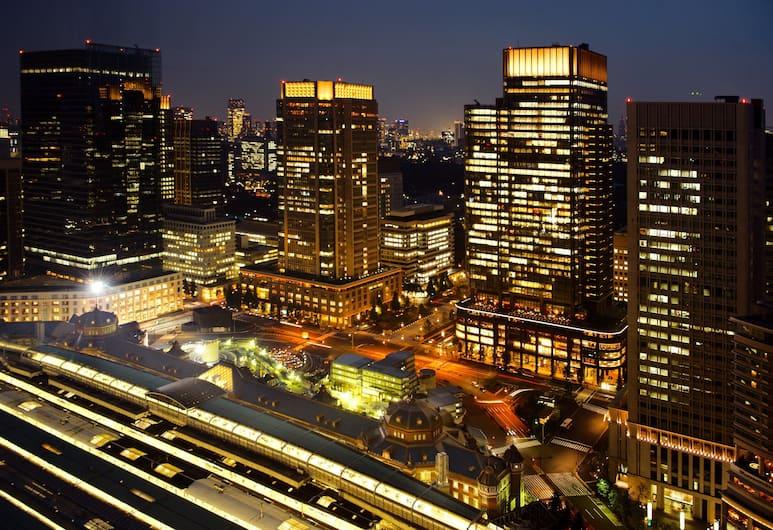 東京香格里拉大酒店, 東京, 豪華客房, 1 張特大雙人床, 花園景 (Imperial), 客房景觀