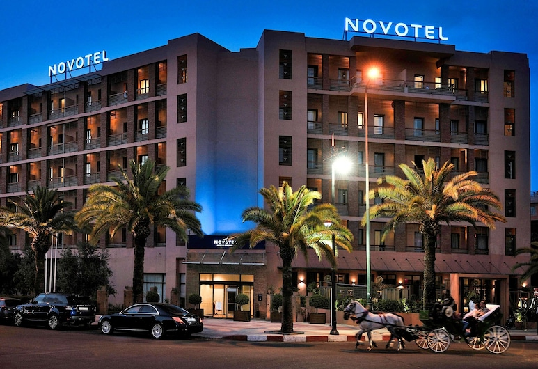Novotel Marrakech Hivernage, Marrakech