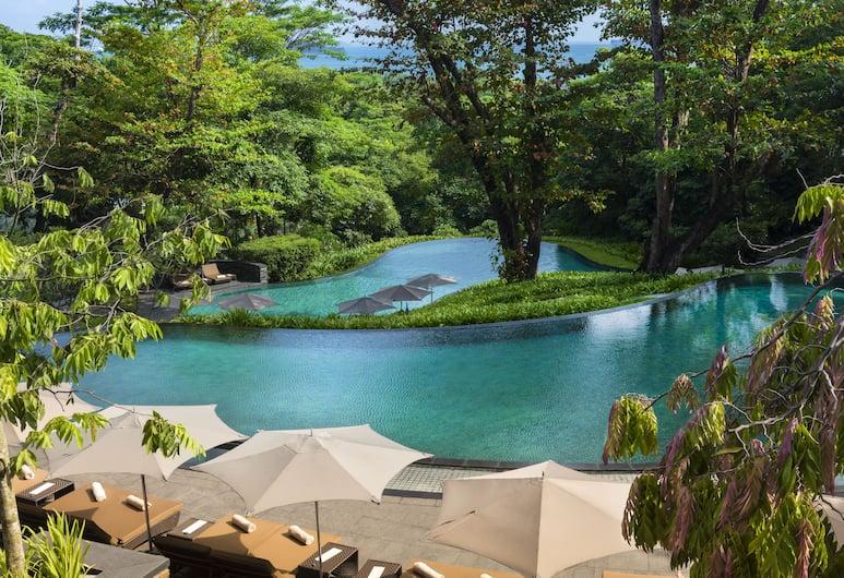 Capella Singapore, Singapore, Outdoor Pool
