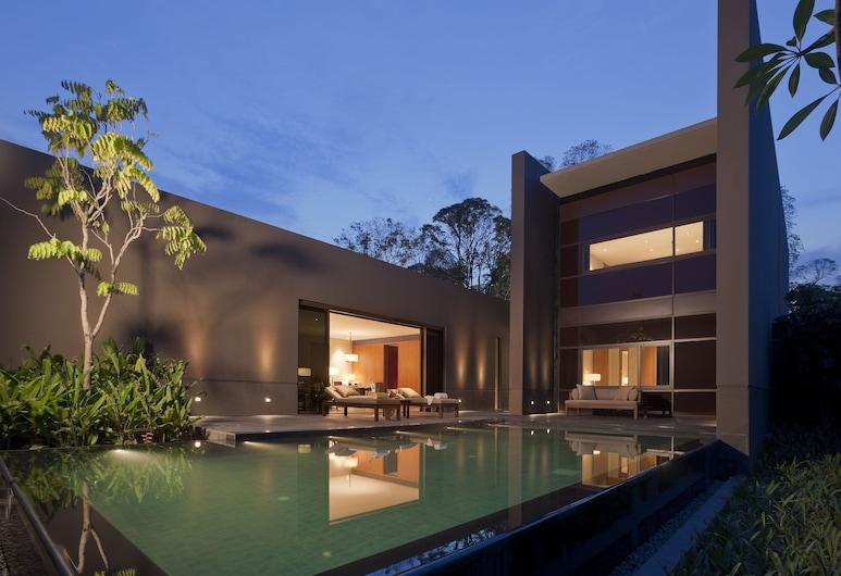 Capella Singapore (SG Clean), Singapore, Contemporary Manor, Private pool
