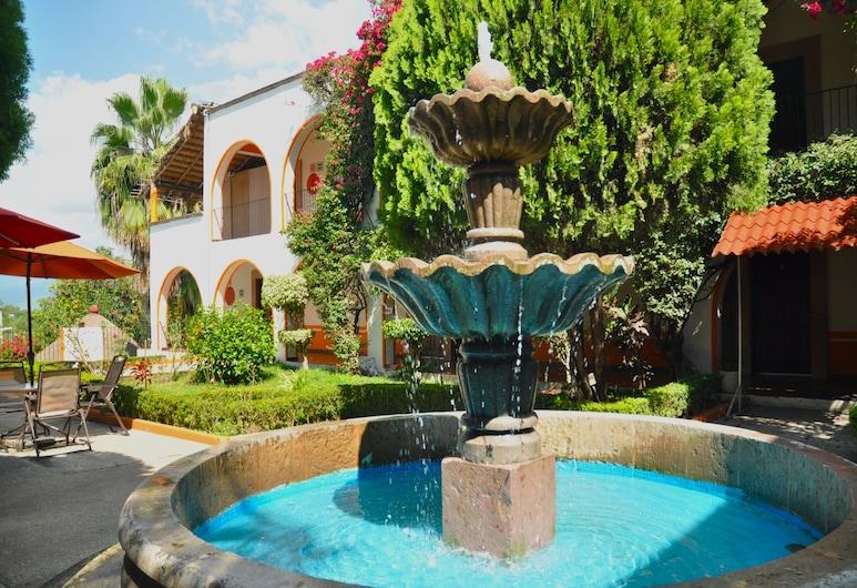 Misión Jalpan, Jalpan de Serra, Fountain