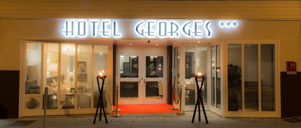 Hôtel Georges, Pleneuf-Val-Andre