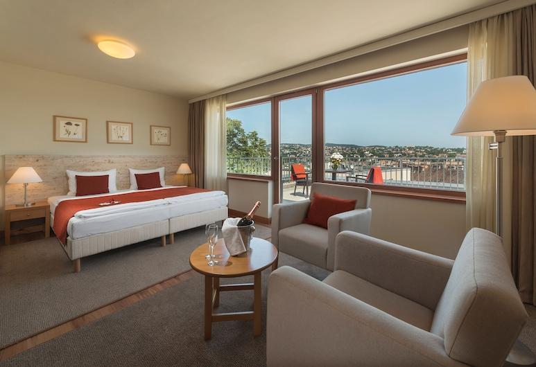 Hotel Castle Garden, Βουδαπέστη, Standard Δίκλινο Δωμάτιο (Double), Δωμάτιο επισκεπτών