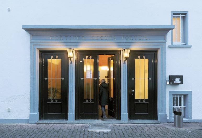 Fair Hotel Villa Diana Westend, Frankfurt, Otel Girişi