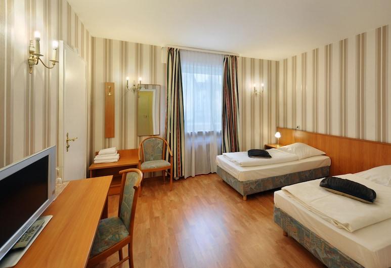 威斯坦德戴安娜別墅費爾飯店, 法蘭克福, 雙床房, 2 張單人床, 客房