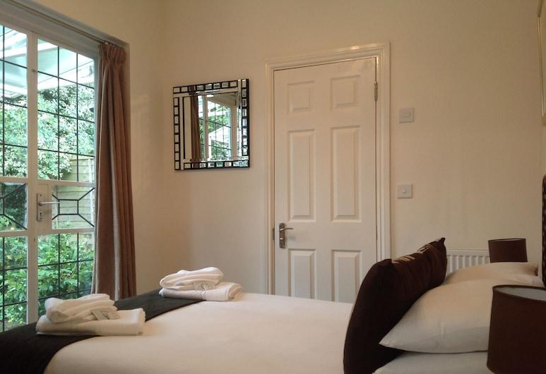 Oak Lodge Hotel, Enfield, Habitación doble, baño privado, Habitación