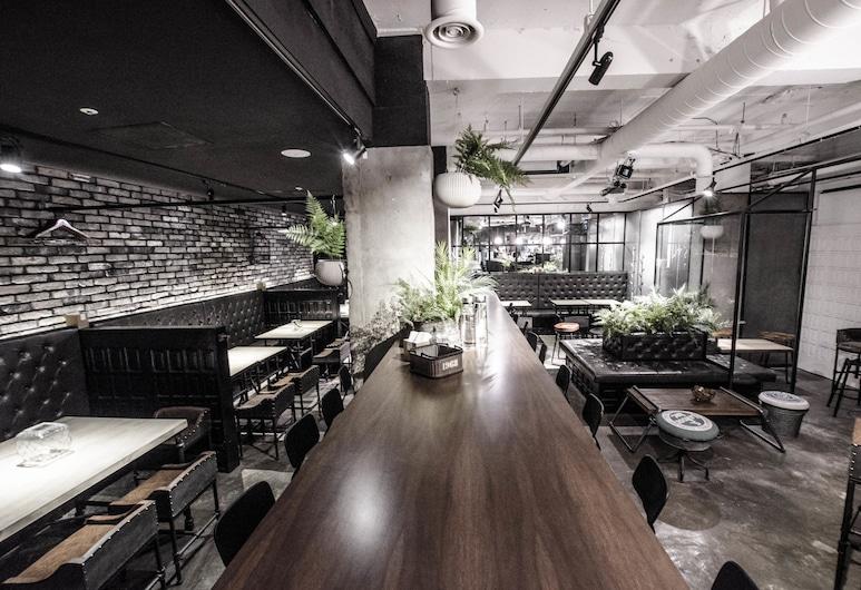 沒有設計文旅明洞 2 號店, Seoul, 飯店內酒吧