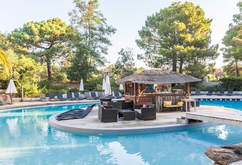 Hotel Kilina, Porto-Vecchio, Открытый бассейн