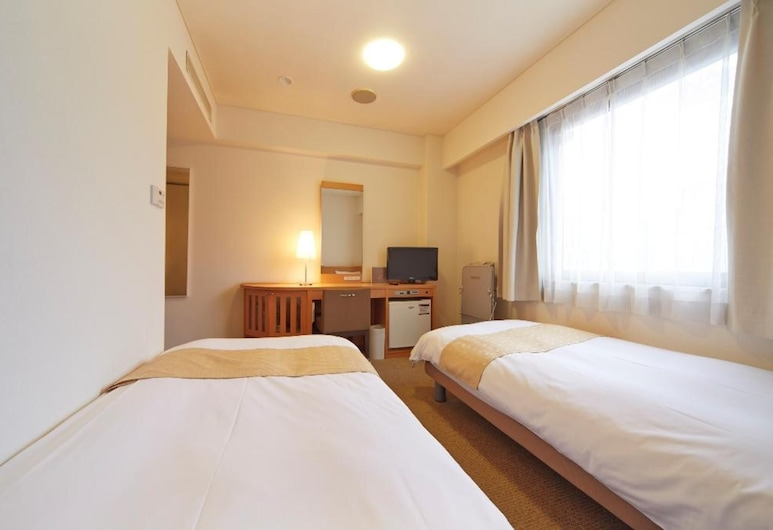 Nest Hotel Kumamoto, Kumamoto, Pokoj se dvěma jednolůžky, nekuřácký, Pokoj