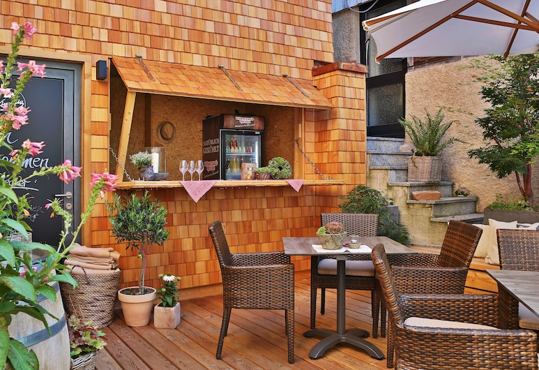 Hotel Kimmig, Bad Peterstal-Griesbach, Terraza o patio