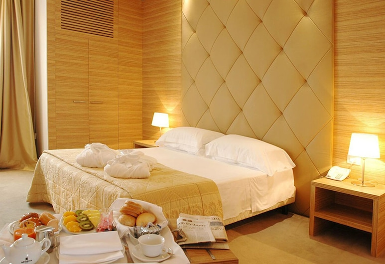 Smy Hotel Area Roma, Rome, Classic Double or Twin Room, 1 Double Bed, Guest Room