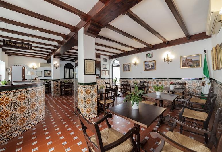 Hotel El Convento, Arcos de la Frontera, เลาจน์ของโรงแรม