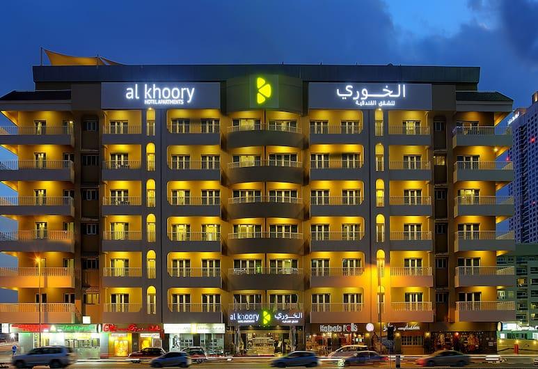 Al Khoory Hotel Apartments, Dubajus