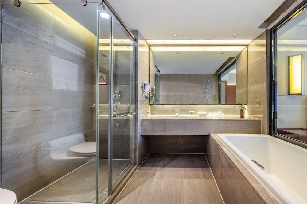豪華客房, 1 張特大雙人床, 非吸煙房 - 浴室