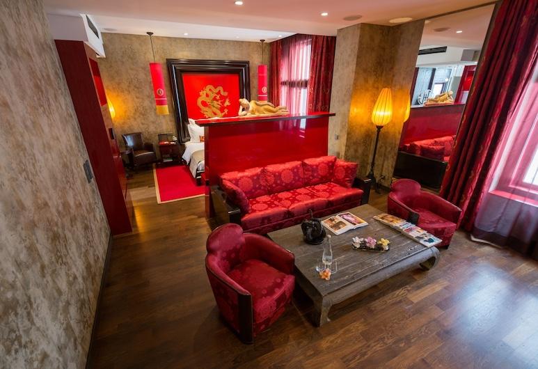Buddha-Bar Hotel Prague, Prag