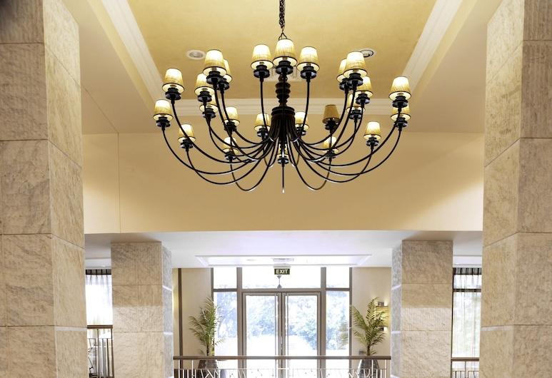 The Federal Palace Hotel & Casino, Lagos, Merdiven