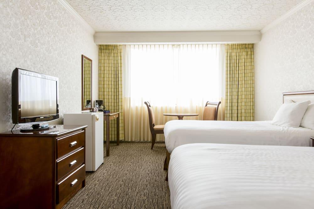 Štandardná dvojlôžková izba, 2 dvojlôžka - Obývacie priestory