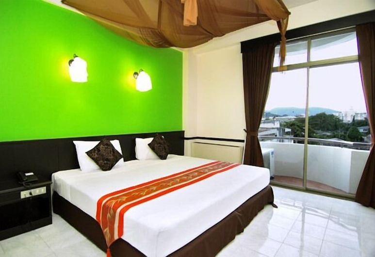 Rome Place Hotel, Phuket, Guest Room