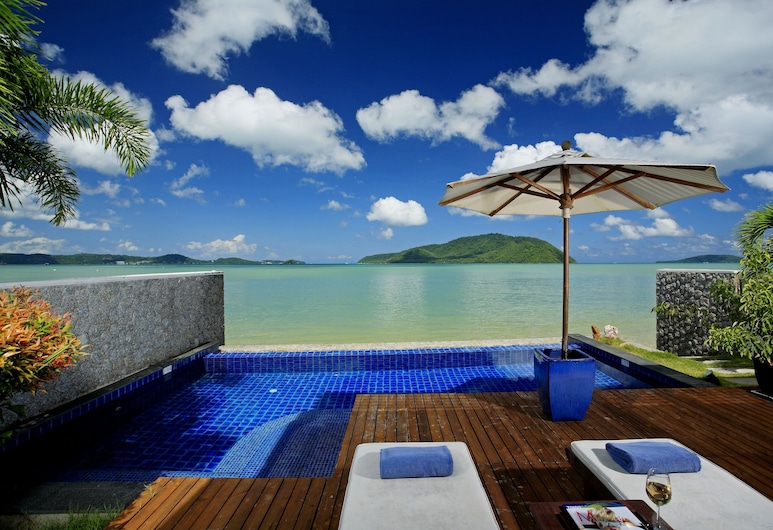 Serenity Resort & Residences Phuket, Rawai, Pool Residence, Sea View, Guest Room View