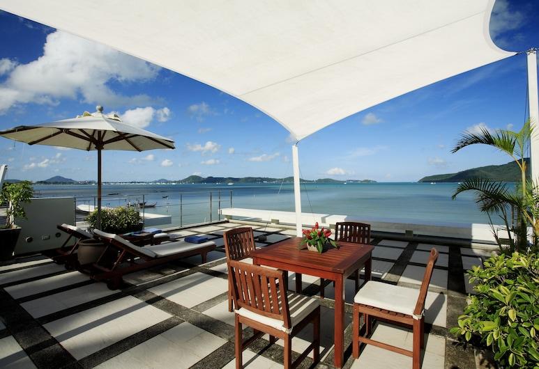 Serenity Resort & Residences Phuket, Rawai, Pool Residence, Sea View, Terrace/Patio
