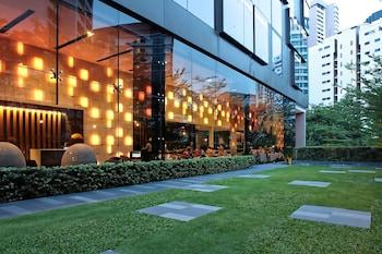 싱가포르의 퀸시 호텔 사진
