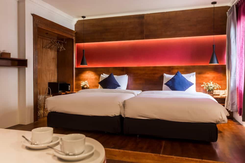 Chambre Deluxe avec lits jumeaux, vue ville - Vue sur la ville