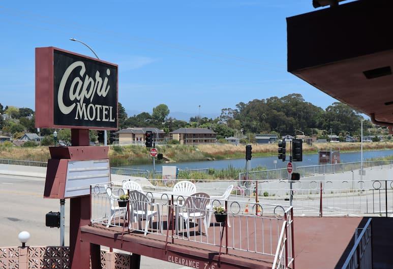 Capri Motel, Santa Cruz